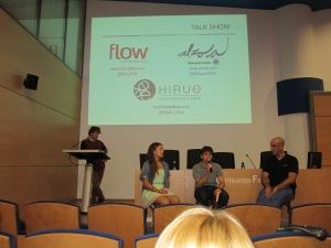 Hirue, Flow, y Alzola