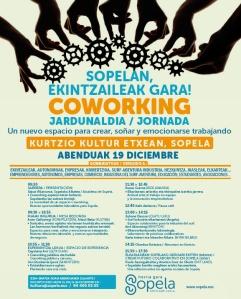 Cartel del coworking