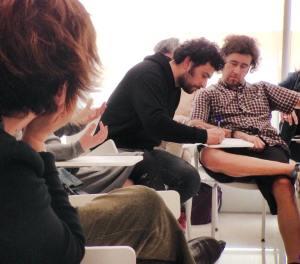 Participantes de la jornada Espacios y redes para conectar personas y empresas