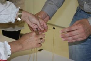 colaboración marshmallow challenge