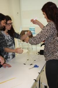 trabajo en equipo marshmallow challenge